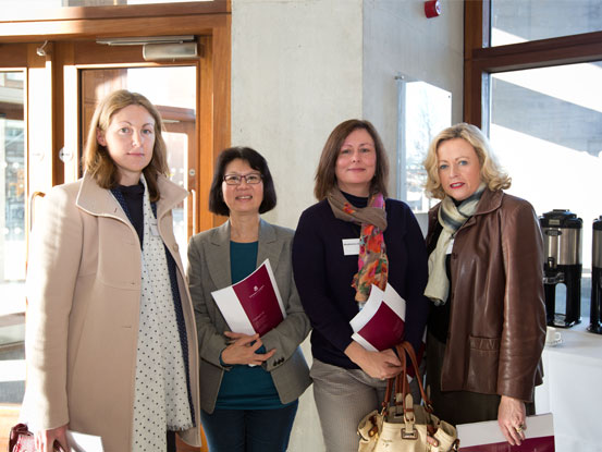 Launch of Community Participation in Health Framework Document, University of Limerick, 2014.